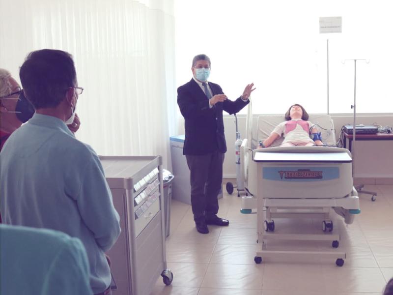 Estudiantes de Medicina y Enfermería rindieron exámenes de admisión