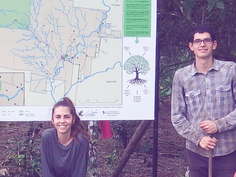 Estudiantes de la Universidad de Navarra (España) eligen a Indoamérica para formarse como investigadores