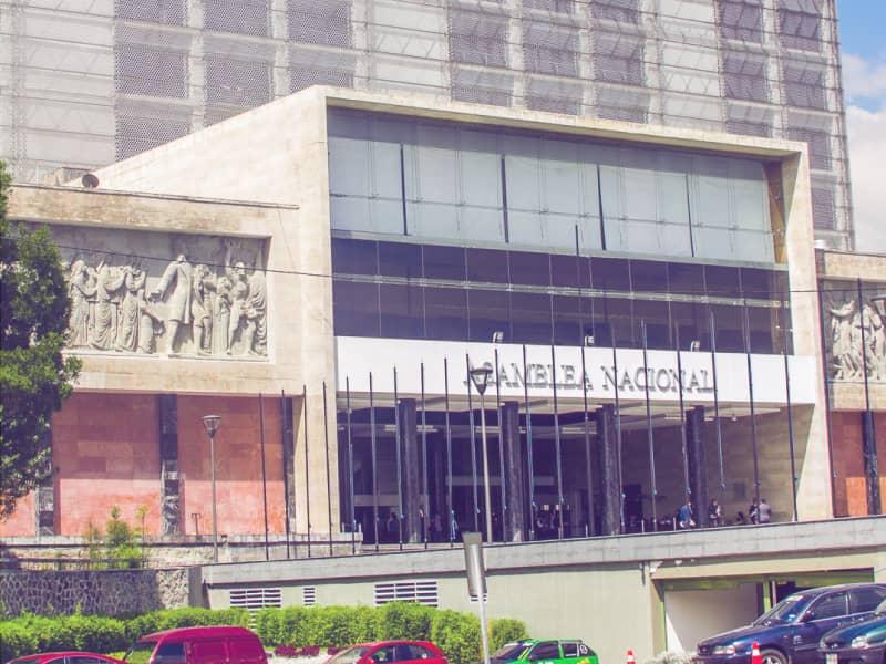 Indoamérica forma parte de la Comisión de Relaciones Internacionales de la Asamblea Nacional