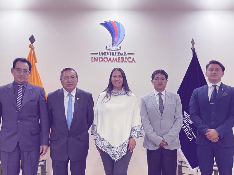 Indoamérica renueva convenio con el Instituto Superior Tecnológico Liceo Aduanero